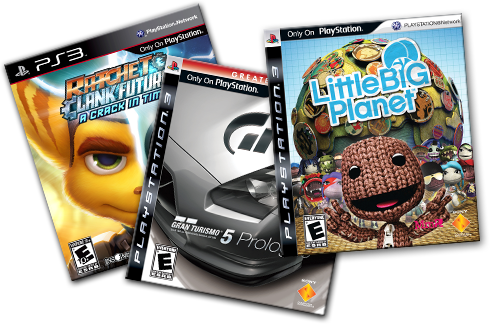 Ps3 games png. Will the playstation dynasty