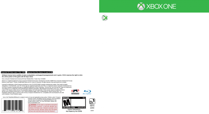 Ps3 spine png. Xbox one template download