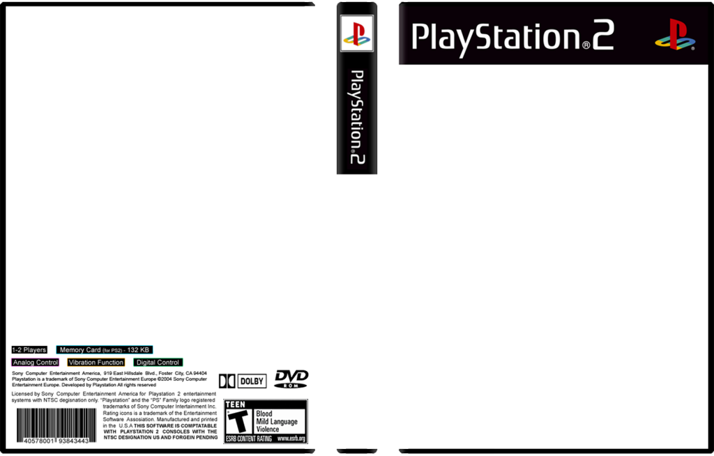 Ps3 spine png. Star er s templates