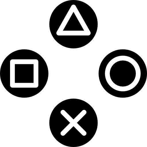 ps4 buttons png