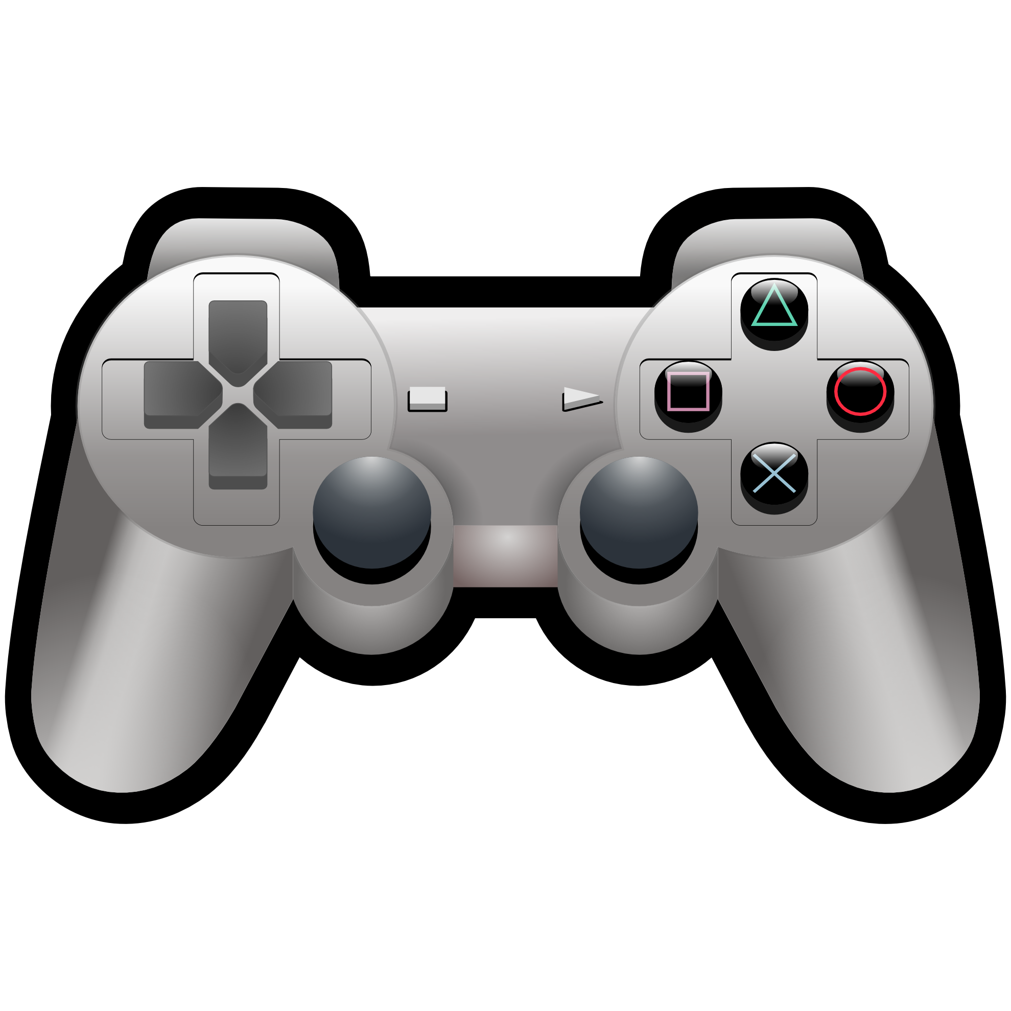 Transparent ps4 clip art. Gaming library ps