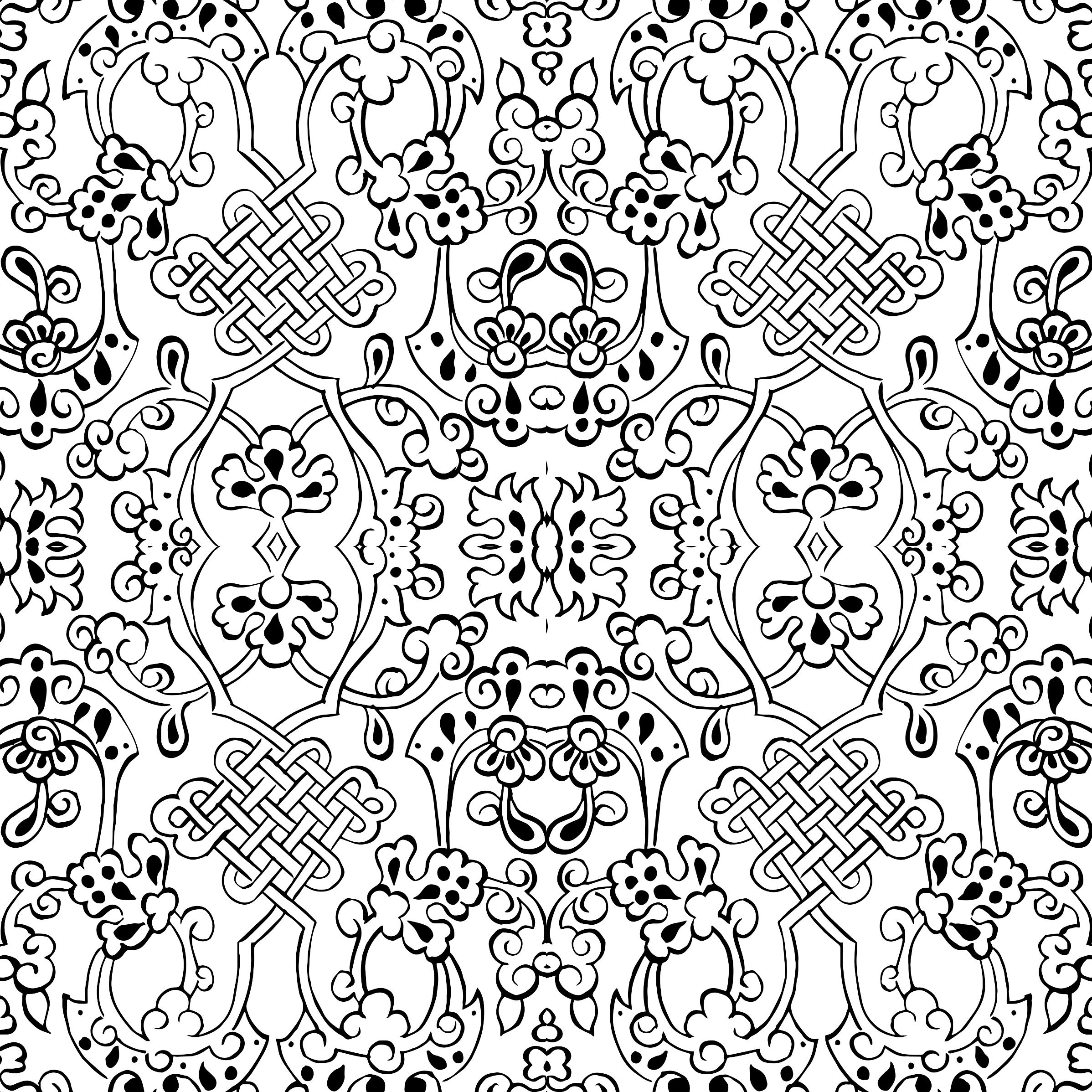 Psychedelic patterns png. Clipart pattern big image