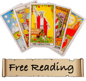 Psychic drawing tarot card reader. Love everything you need