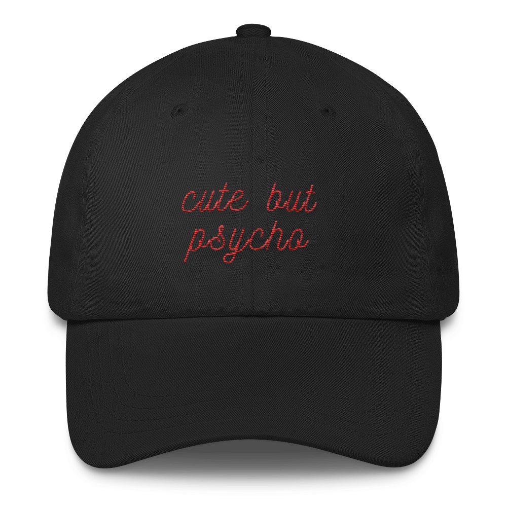 Psycho dad png. Cute but hat planetslay