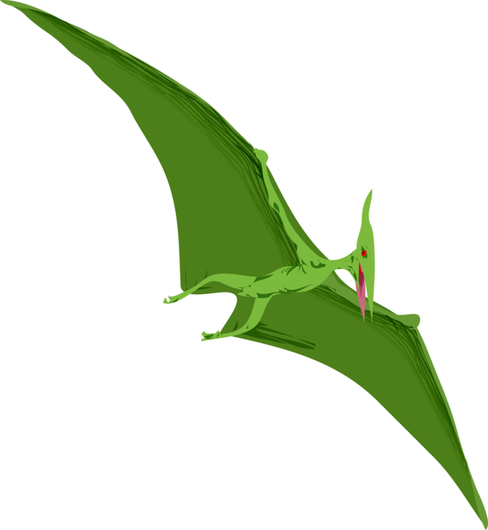 Pterodactyl transparent dinosaur clipart. A the story of