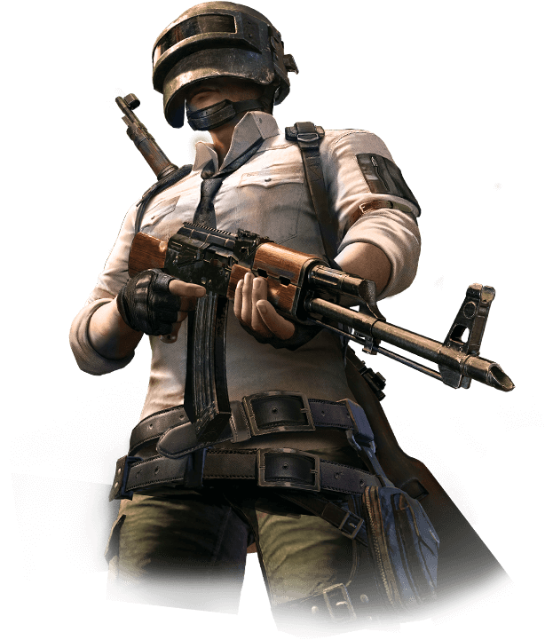 Download logo loot more. Pubg character png banner free stock