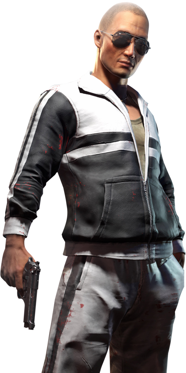 Brendan greene playerunknown s. Pubg character png svg royalty free stock