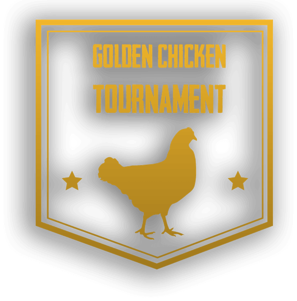 Uproar s the golden. Pubg chicken dinner png jpg black and white download