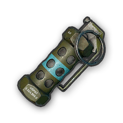 Stun grenade official playerunknown. Pubg crate with smoke png jpg library library