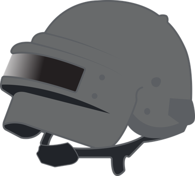 pubg level 3 helmet png