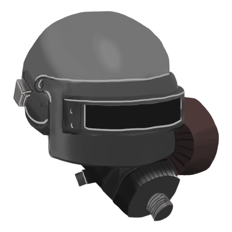 Playerunknown s battlegrounds by. Pubg level 3 helmet png vector freeuse download