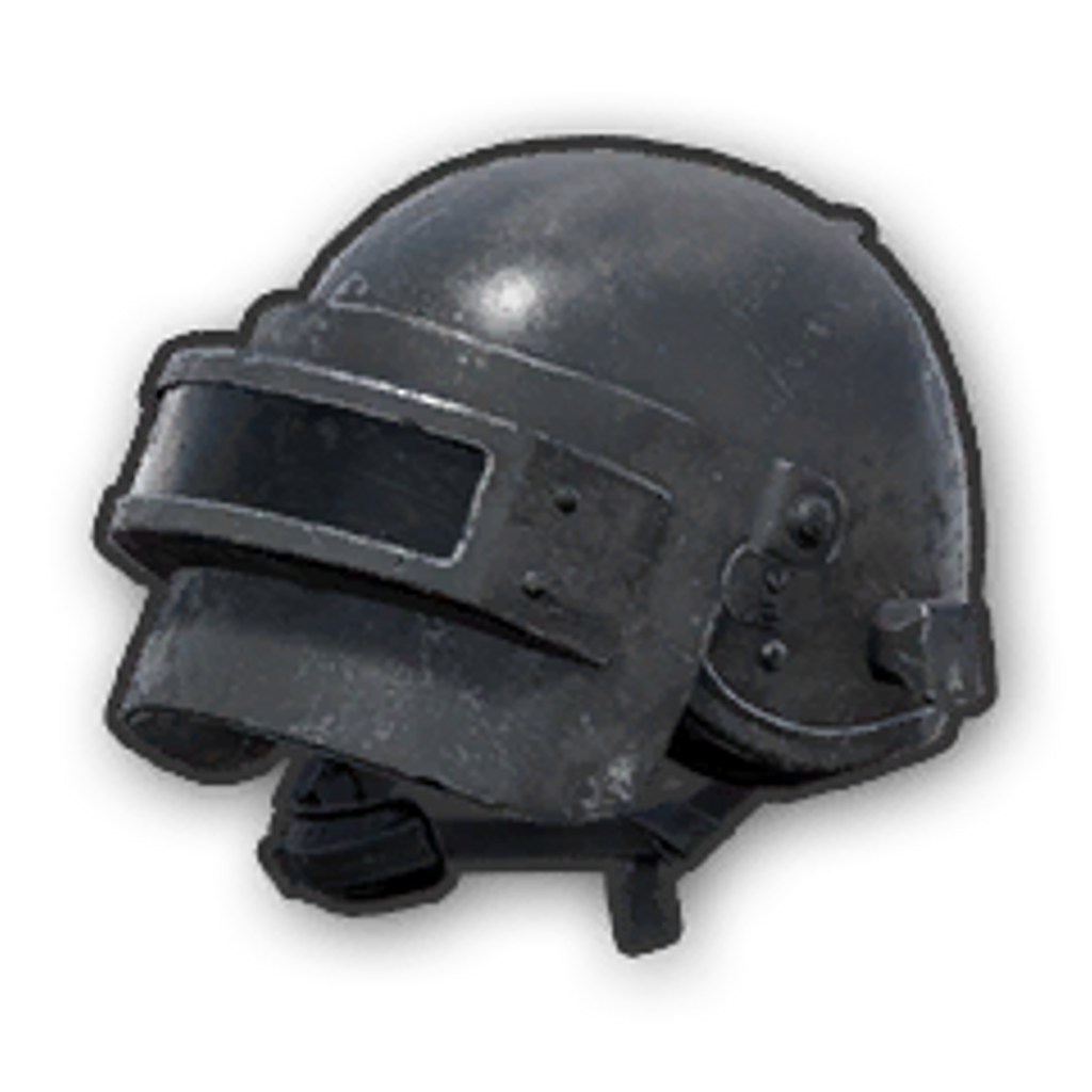 Pubg lvl 3 helmet png. Lv freetoedit sticker by