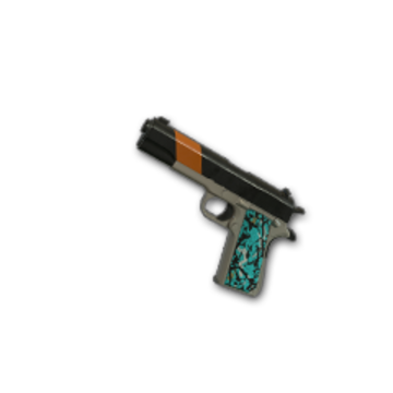 Turquoise delight p showcase. Pubg m16 png image black and white stock