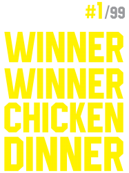 Pubg winner winner chicken dinner png. Custom t shirt by