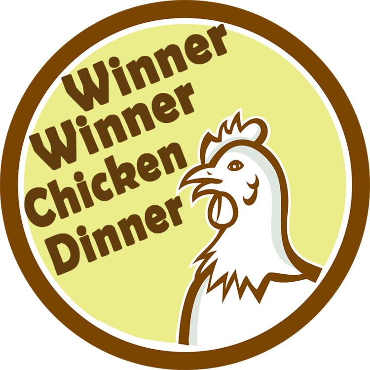 Pubg winner winner chicken dinner png. Discord competitive community looking