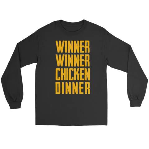Pubg winner winner chicken dinner png. Tee rugged nerds