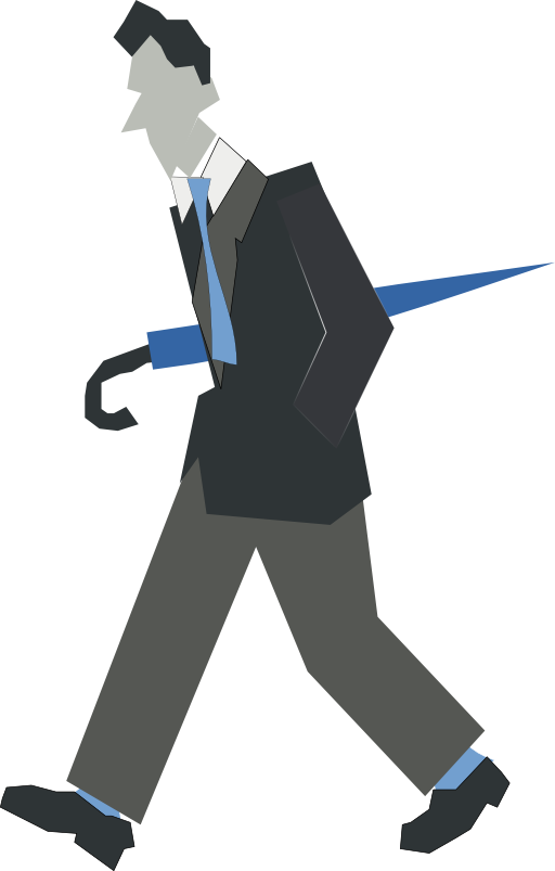 Walking man i royalty. Public clipart 4 person png download