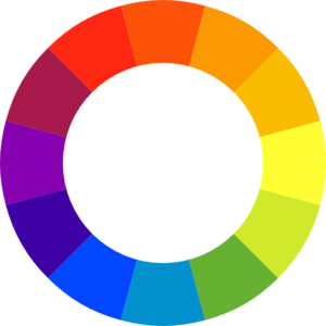 Color wheel clip at. Vector colors art vector royalty free library