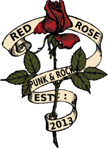 Public domain clipart red rose. Clip art at clker