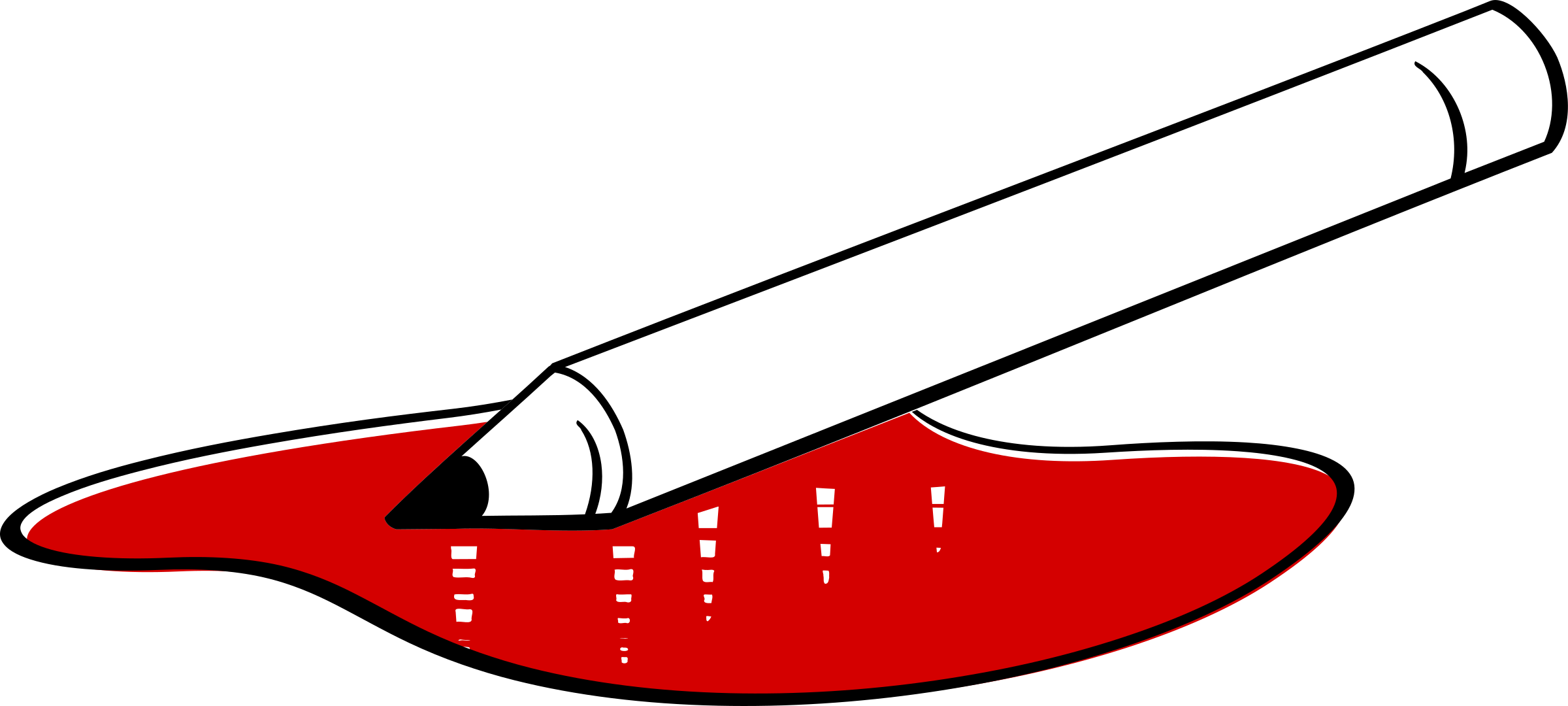 Puddle of blood png. A pencil in icons