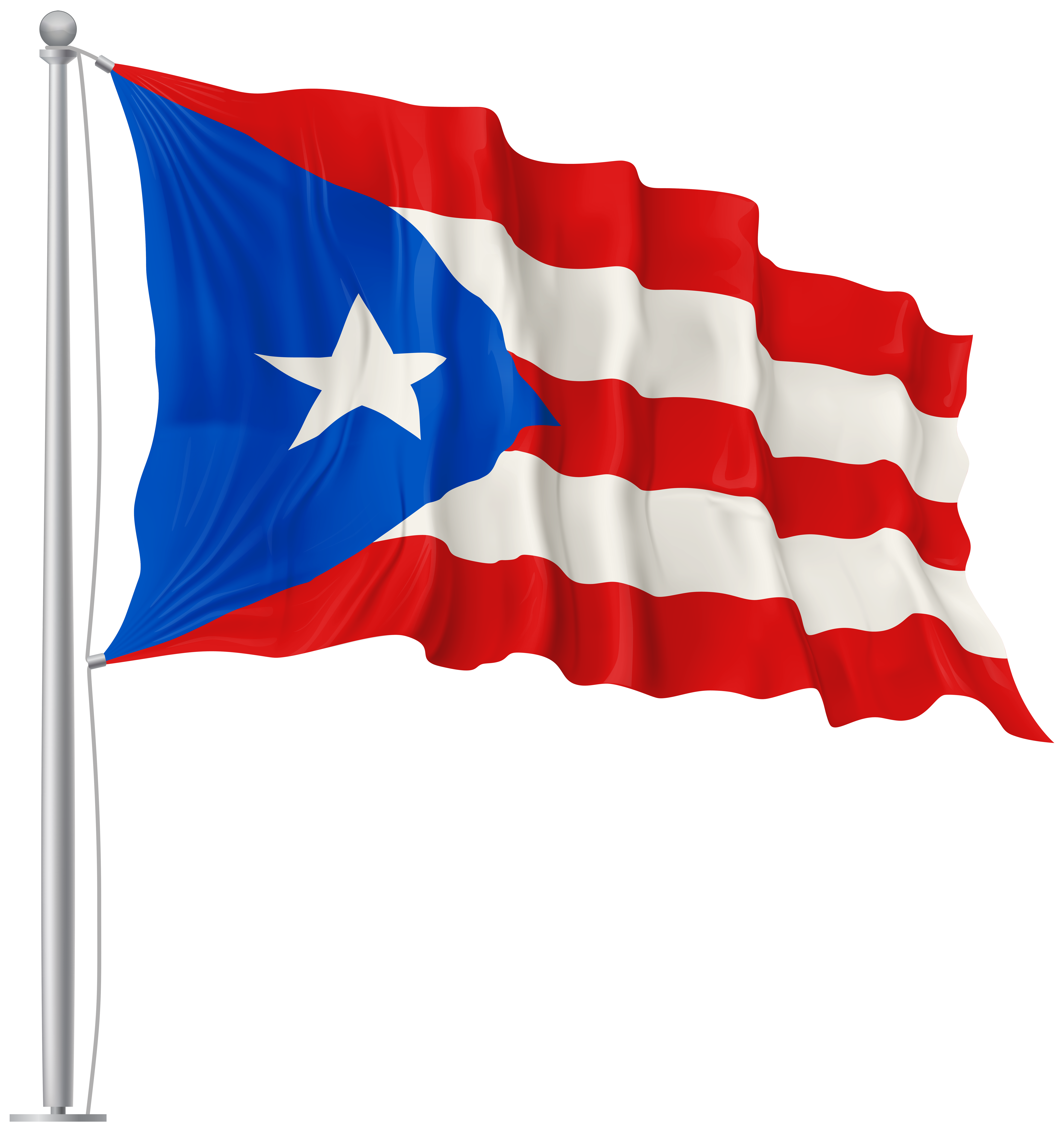 Puerto rican flag png. Rico waving image gallery