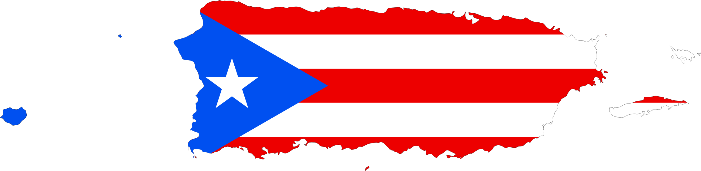 Puerto rico map png. Transparent images pluspng big