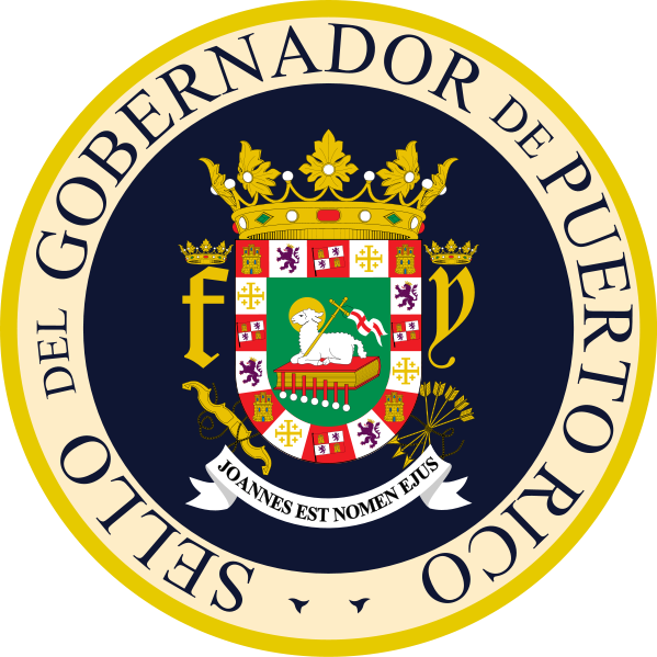 Puerto rico seal png. Pictures of file governor