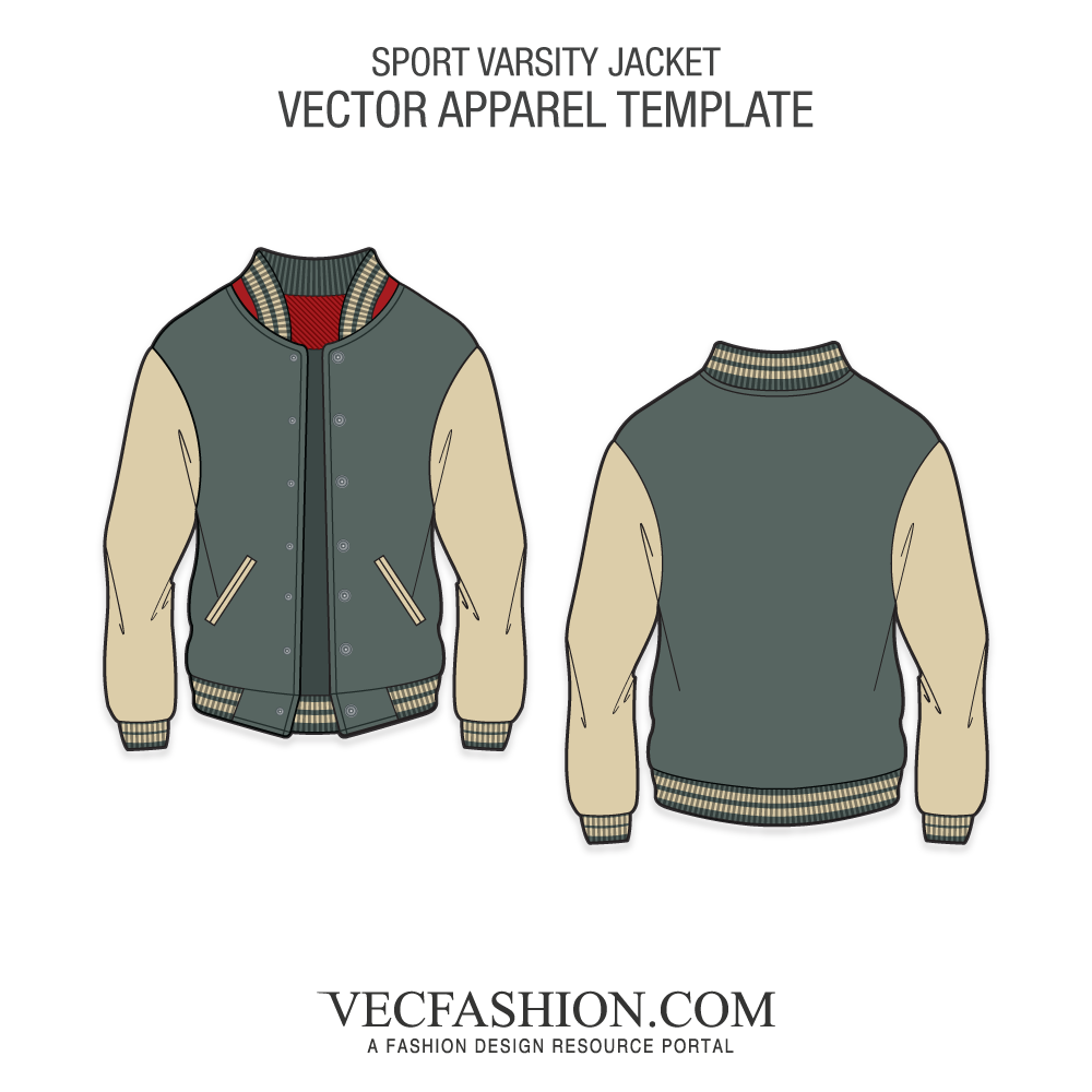 fabric vector sweater