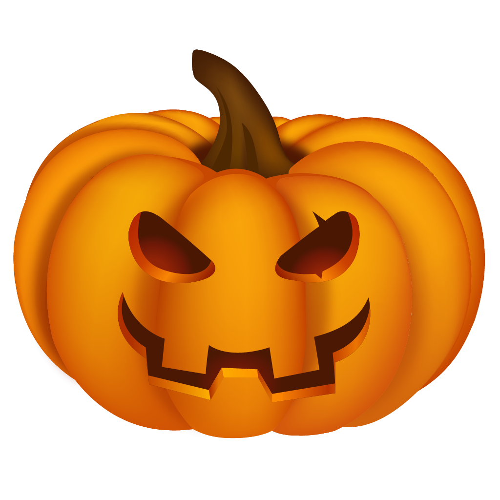 Pumkin vector creepy. Halloween pumpkin picture ideas
