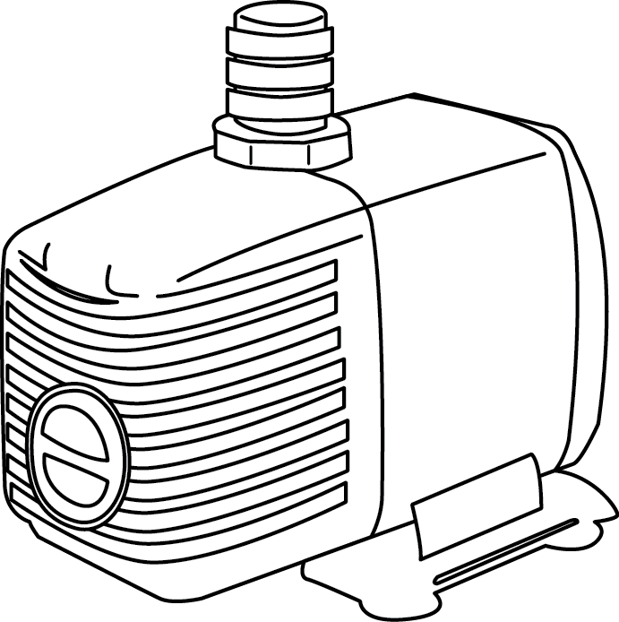 Pump clipart submersible pump. Collection of free bilging