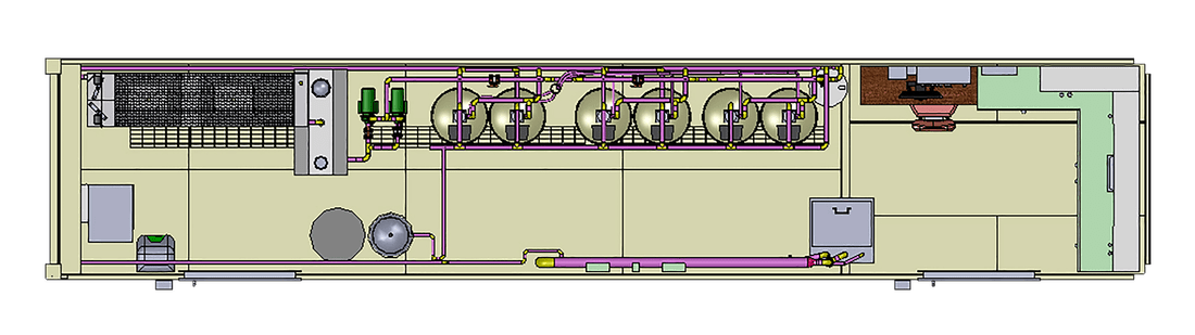 Pump drawing solidworks. Autocad as builts drawings