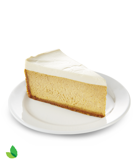 Cheesecake transparent whole. Pumpkin recipe with truv