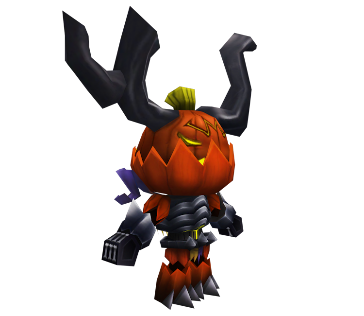 Pumpkin clip mini. Mobile call of infinity