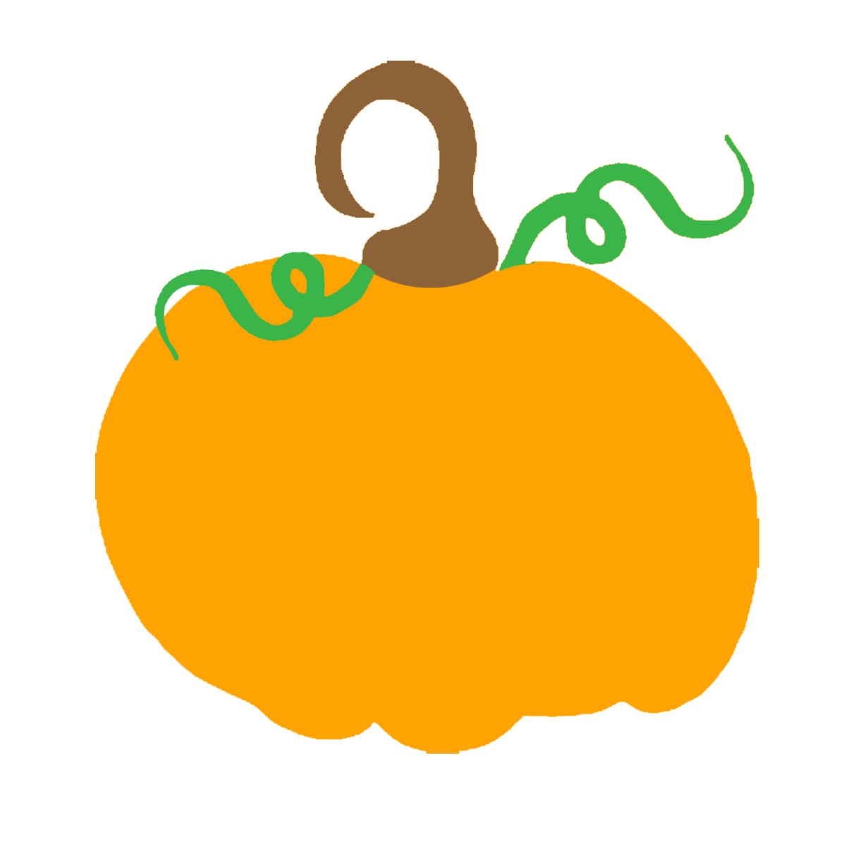 Pumpkin clip whimsical. Collection of clipart