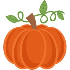 Pumpkin clipart. Image halloween cartoon for