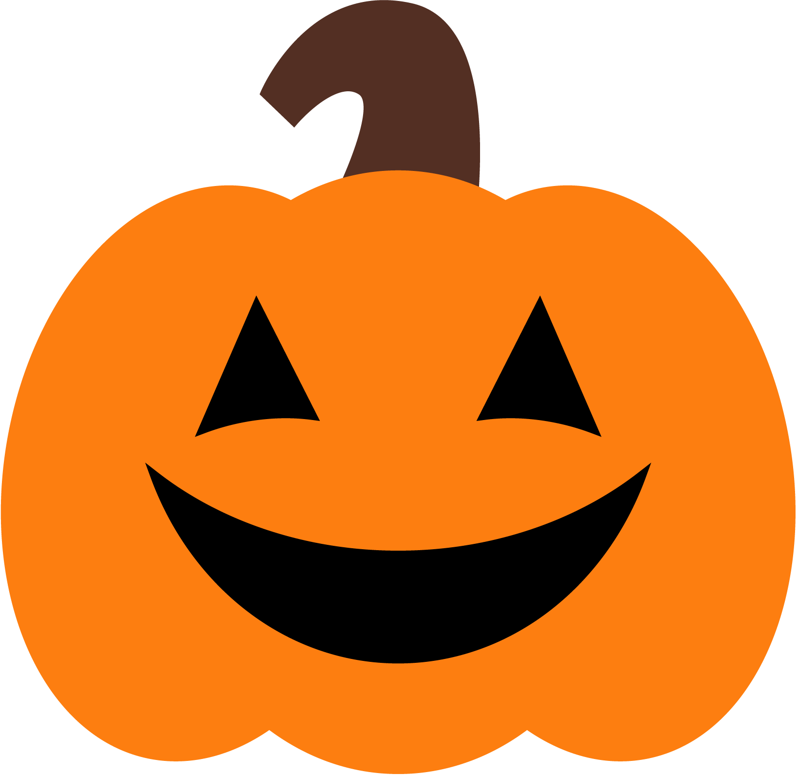 Pumpkin clipart. Halloween at getdrawings com