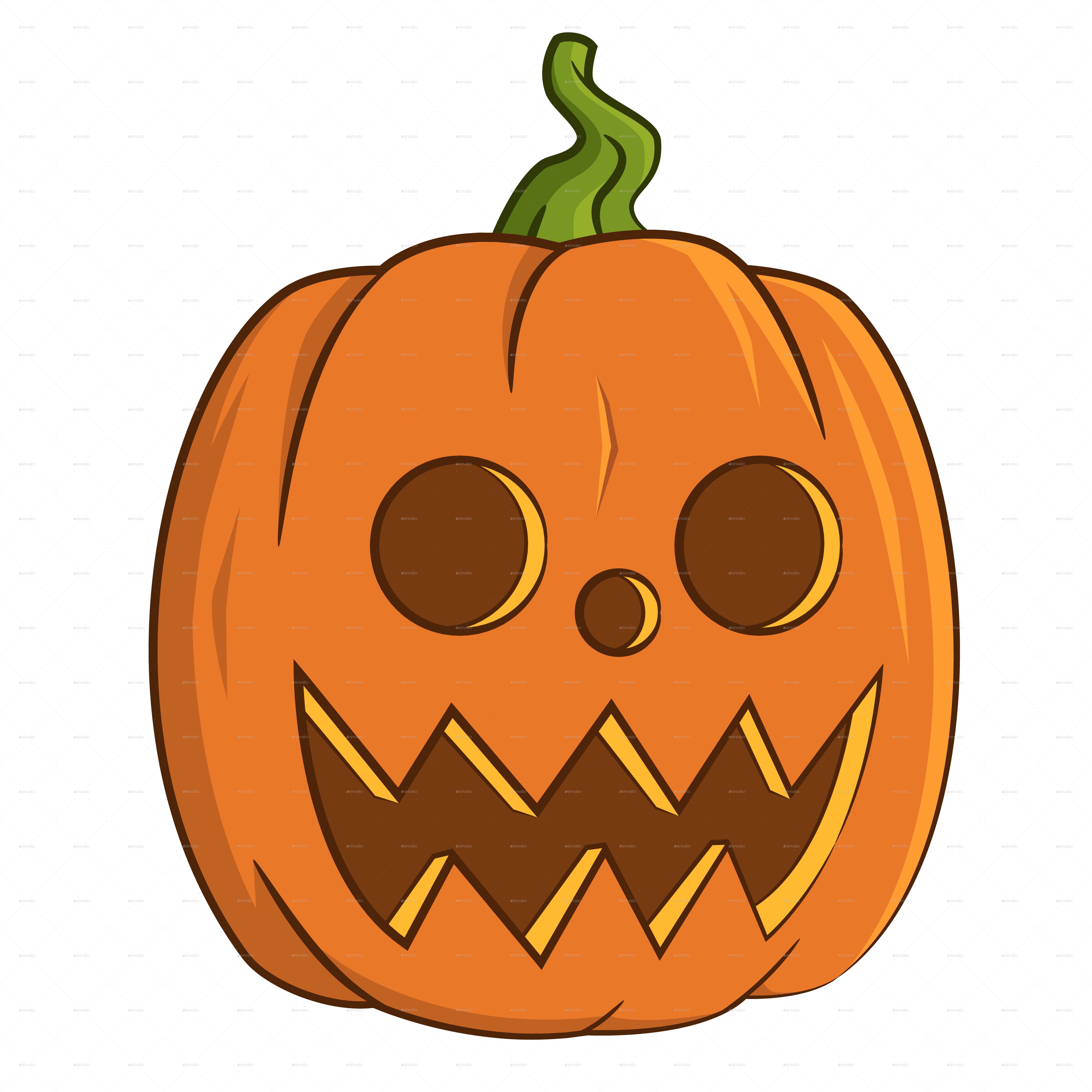 Pumpkin head png. Jack by gatts graphicriver