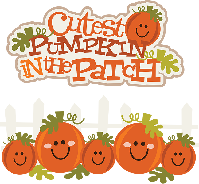 Pumpkins border png. Collection of clipart