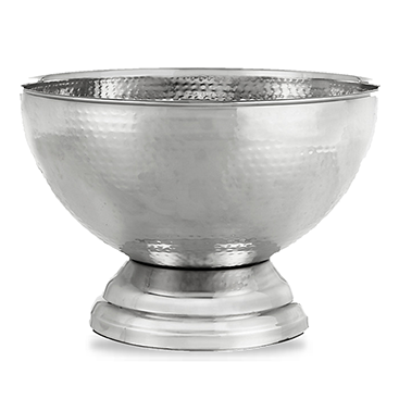 Punch bowl png. Large steel hammered hire
