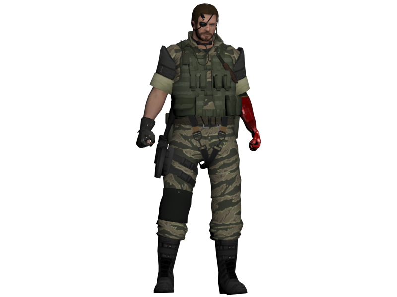 Punished snake eyepatch png. W i p venom
