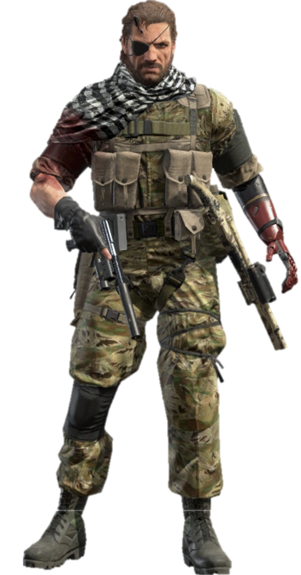 Punished snake eyepatch png. Venom by gasa on
