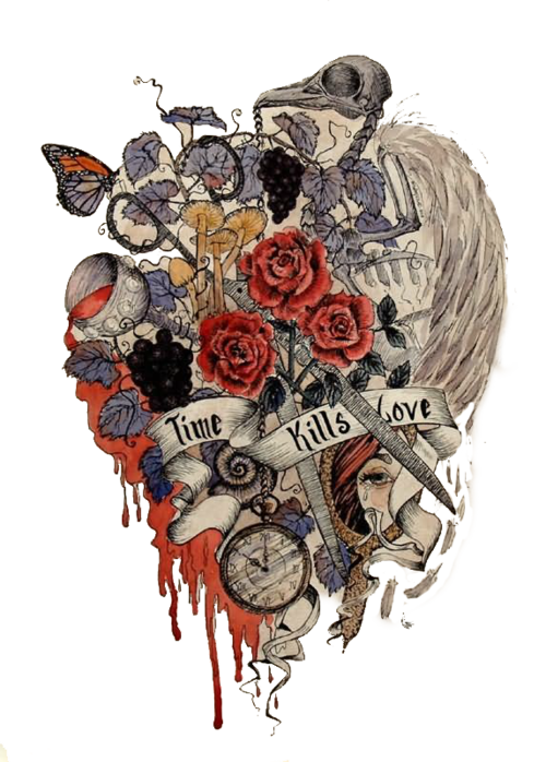Punk tattoos png. Sleeves tattoo for edits