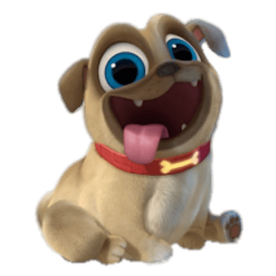 Puppy dog pals png. Transparent images stickpng rolly