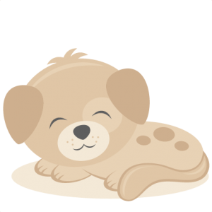 Puppy svg adorable. Animals pets miss kate