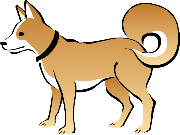 Puppy svg line art. Pet dog transparent