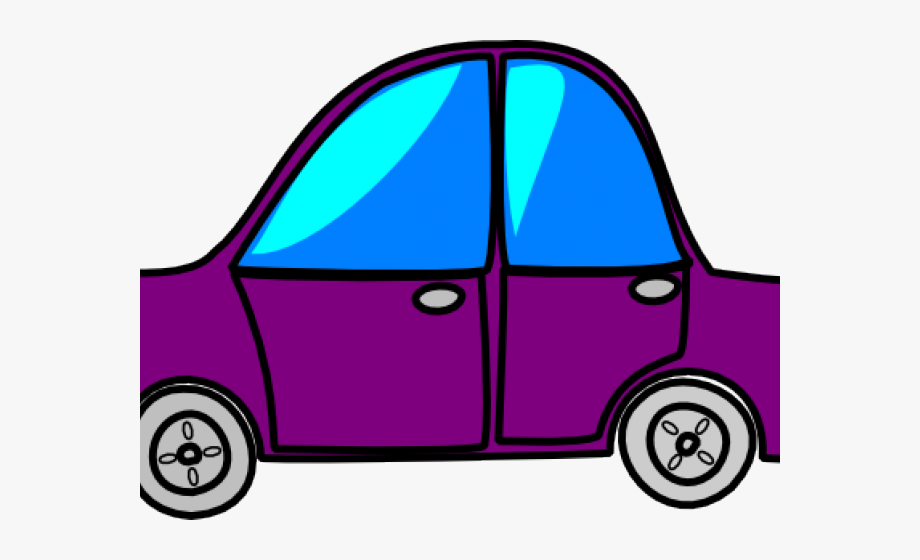 Purple car. Download for free png