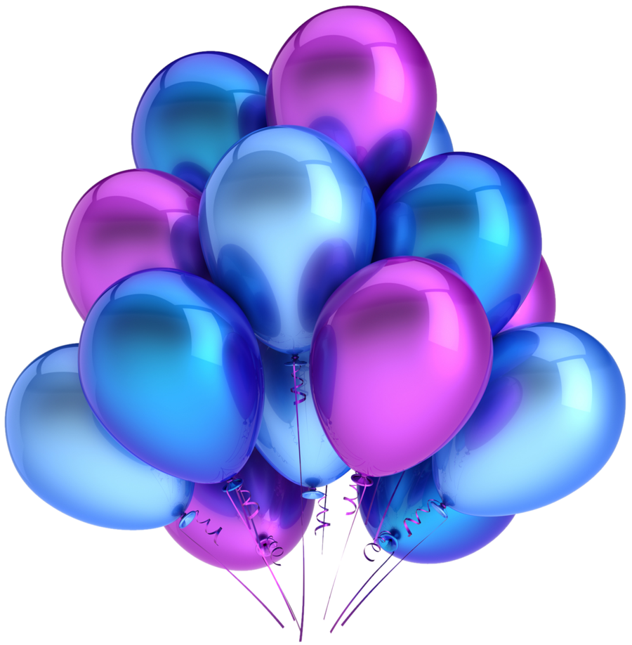 Purple balloons png. Balloon images free picture
