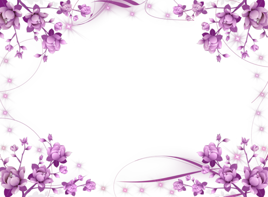 Purple border png. Frame hd peoplepng com