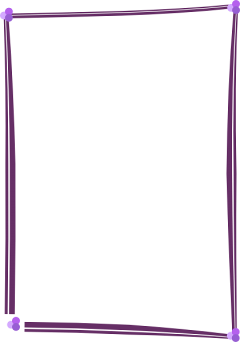 Purple border png. Frame free images toppng