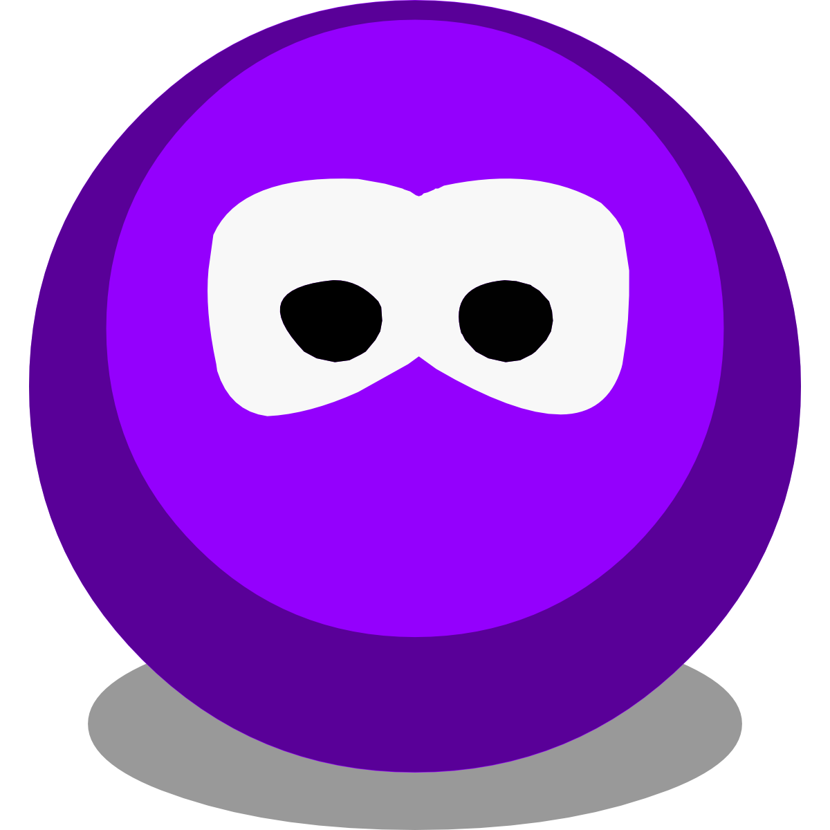Purple dot png. Image light color icon